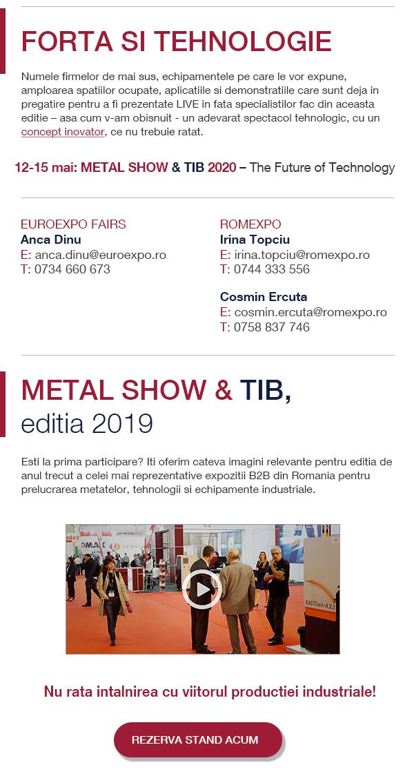 METAL SHOW & TIB